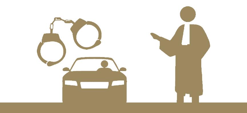 Les délits routiers