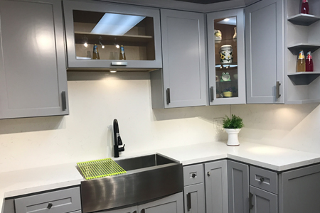 Grey Kitchen Cabinets Grey Cabinets Cabinet Diy