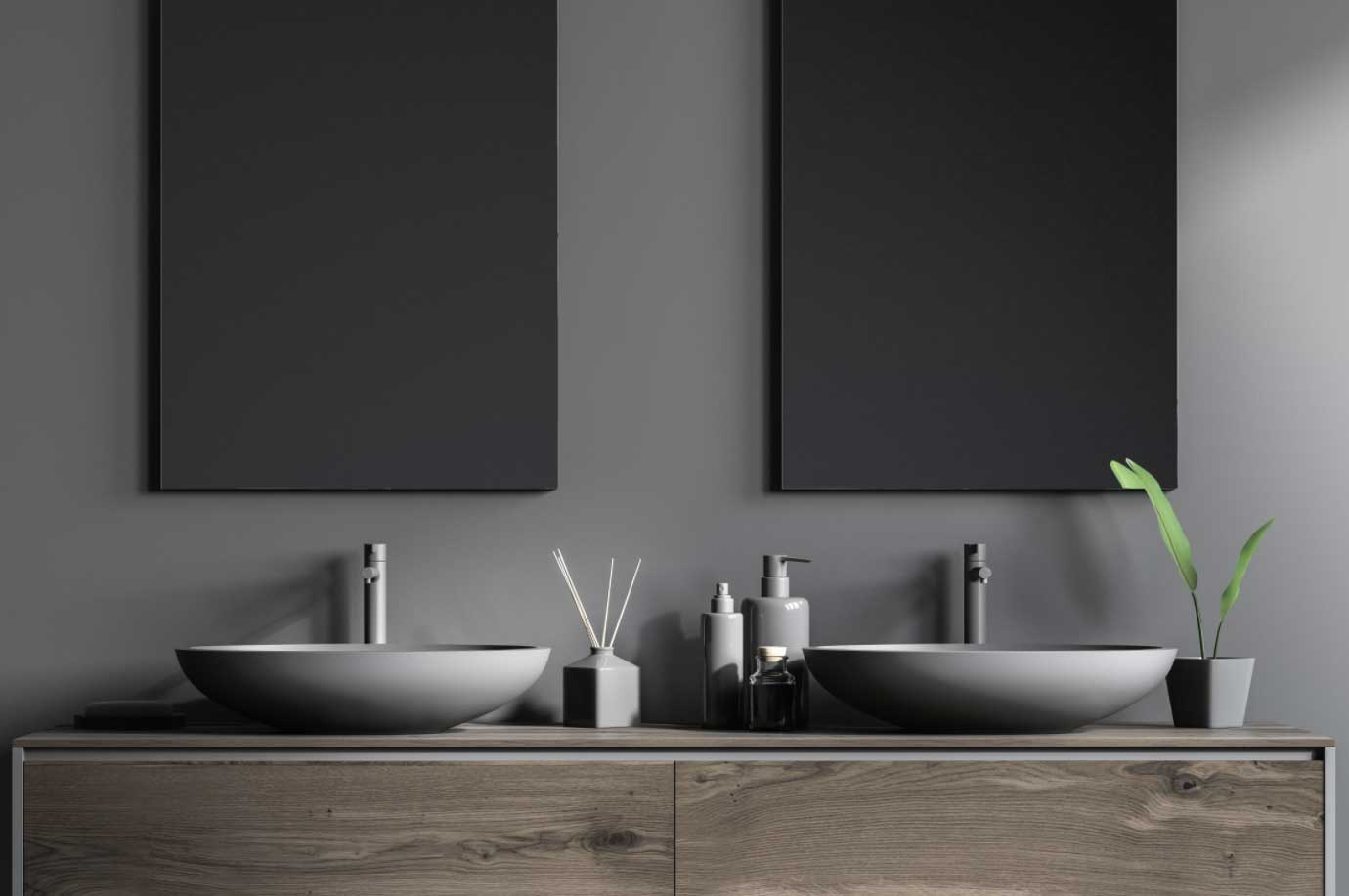 what size bathroom vanity do i need for