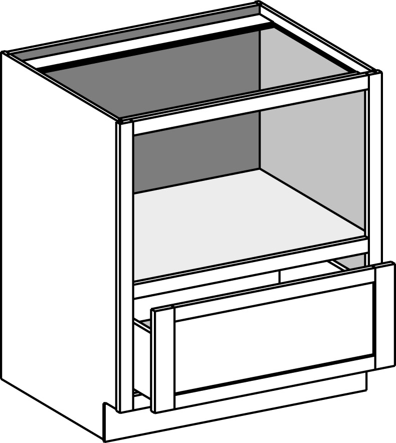 base under counter microwave bucm csbucm