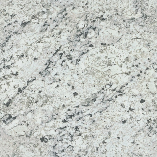 White Ice Granite Etchings Laminate