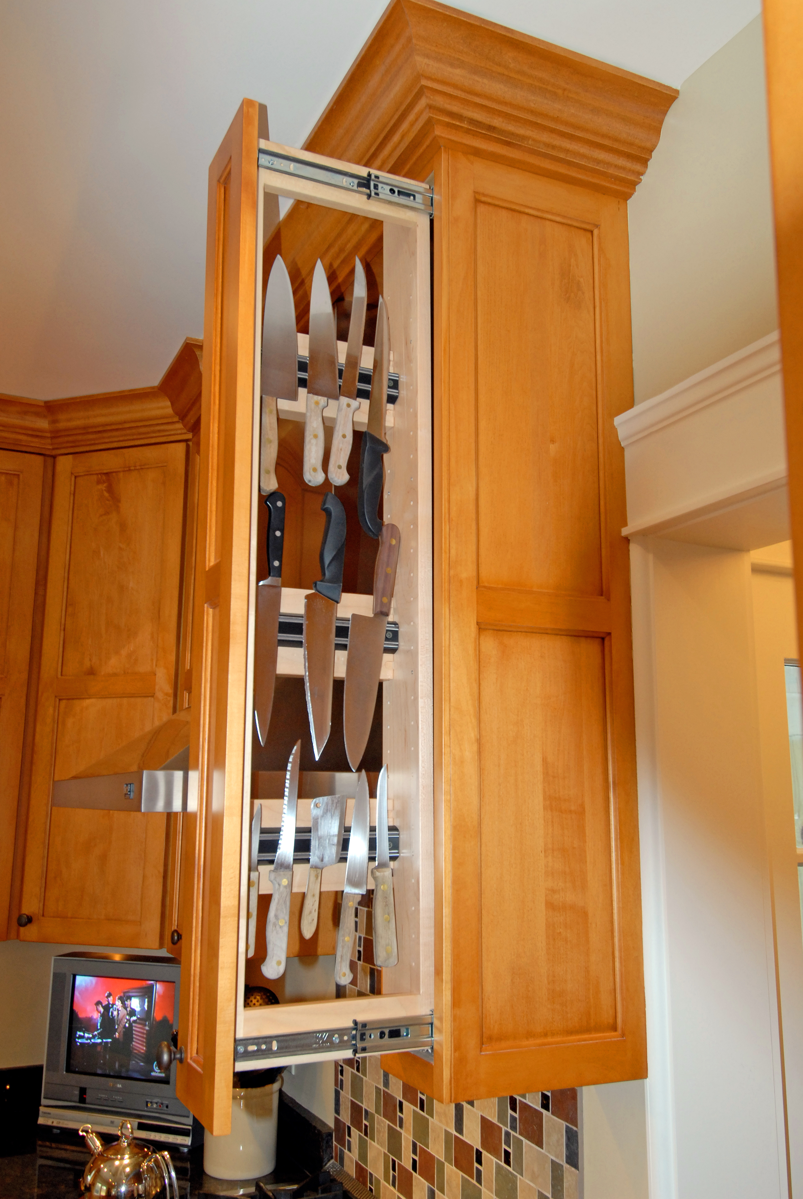 Key To A Custom Kitchen Is Functional Cabinetry Cabinets By Graber