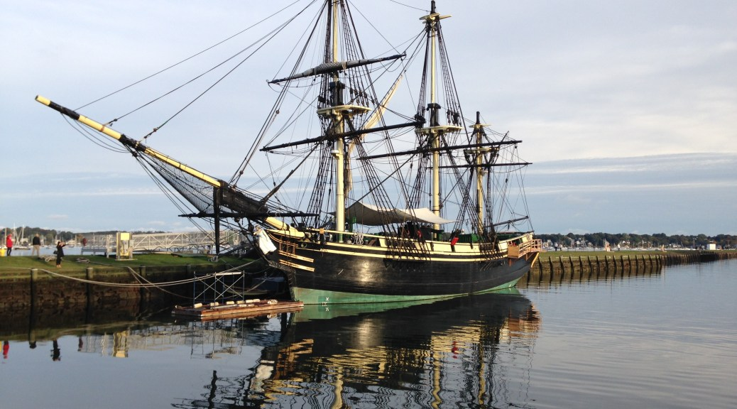 Salem National Maritime Historic Site