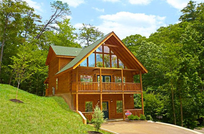 Cabins Near Gatlinburg Golf Course   Cabins USA Gatlinburg Our Cabins Close To Gatlinburg Golf Course