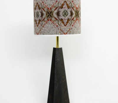 Herdwick Lampshade with Autherstone fabric
