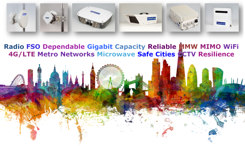 CableFree MMW Microwave Links