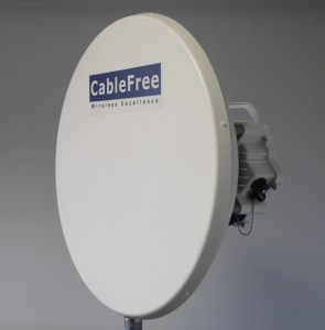 CableFree MMW 10Gbps 40Gbps