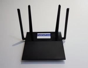 CableFree LTE Desktop B42 & B43 Band 42 Band 43