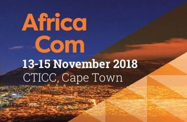 CableFree at AfricaCom 2018 Cape Town