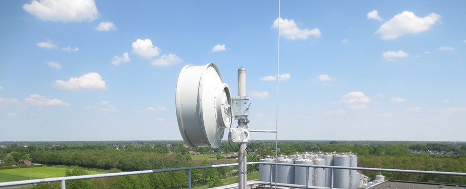CableFree FOR3 Microwave Link installed in The Netherlands for Fibre Resilience