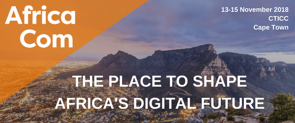 CableFree at AfricaCom 2018