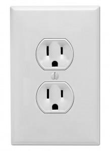 CableFree AC Mains Plug Type B