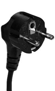 CableFree AC Mains Plugs Sockets Type E