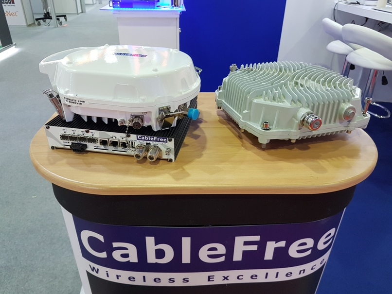 CableFree at GITEX 2019