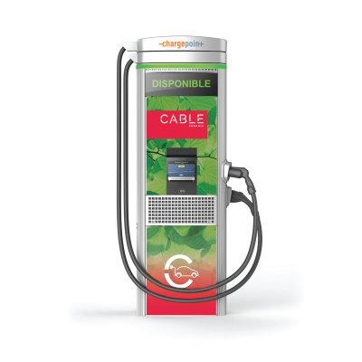 instalación recargas vehículos eléctricos