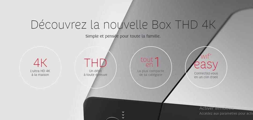 Box 4K de SFR : le test et avis complet de la nouvelle box de SFR