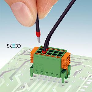 Conectores para PCB de 3,5 mm