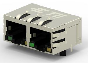 Jacks RJ45 con conexiones magnéticas