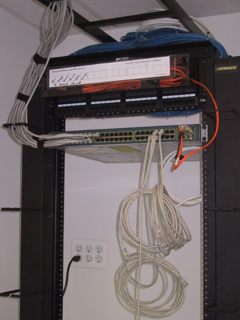 Network Wiring Services Demarc Extension Buffalo Ny