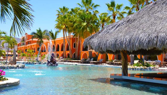 Hotel Palmas de Cortez Pool Bar