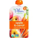 Baby Products-Plum Organics Stage 2 Organic Baby Food, Apple & Carrot
