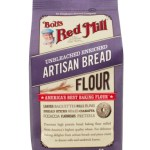 Baking Needs-Bob's Red Mill Artisan Bread Flour Unbleached