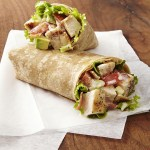 Lunch on the Go-Grilled Chicken Salad Wraps