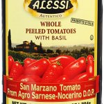 Pantry & Dry Goods-Alessi San Marzano DOP Peeled Tomatoes
