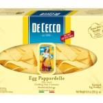 Pantry & Dry Goods-De Cecco Egg Pappardelle Pasta #101