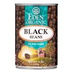 Pantry & Dry Goods-Eden Organic Black Beans