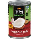 Pantry & Dry Goods-Thai Kitchen Organic Unsweetened Coconut Milk