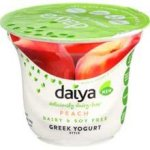 Special Diets-Daiya Greek Yogurt Alternative with Peaches