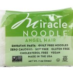 Special Diets-Miracle Noodle Shirataki Angel Hair Gluten Free