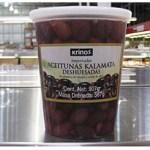 Deli & Cheese-Krinos Kalamata Pitted Olives, Refrigerated