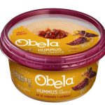Dips, Sauces & Spreads-Obela Chipotle Hummus