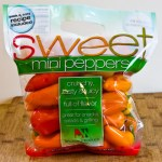 Fresh Produce-Baby Sweet Peppers Mixed, Costco