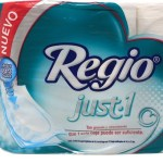 Household Supplies-Regio Just One 4-Ply Toilet Paper, 12 Roll