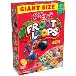 Pantry & Dry Goods-Kellogs Fruit Loops Cereal, 790 grams