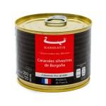 Specialty-Hanseatik Caracoles Silvestres de Borgona Escargot, 200 g