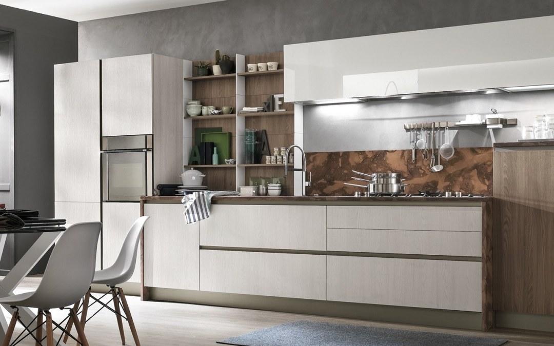 Cucine moderne a Cagliari: Stosa Infinity