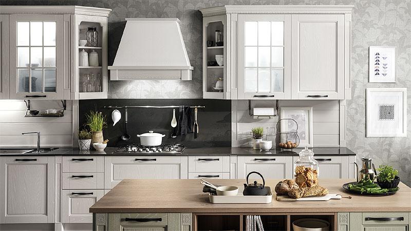 Cucine contemporanee caboni arredamenti cucine stosa for Cucine moderne contemporanee