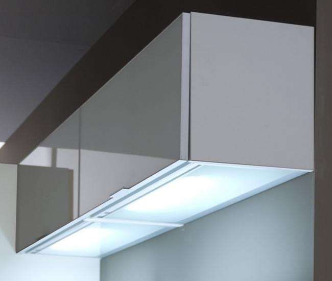 Illuminazione cucina cucine cagliari stosa moderne - Illuminazione pensili cucina ...
