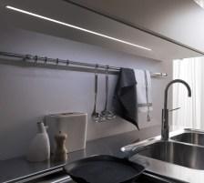 illuminazione cucina,led,sotto scolapiatti,schienale ...