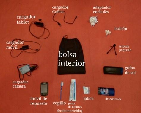 Bolsa interior