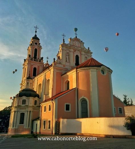 Iglesia en Vilna