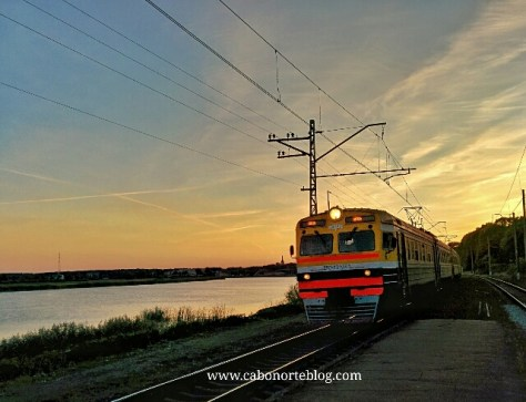 Tren a Jurmala