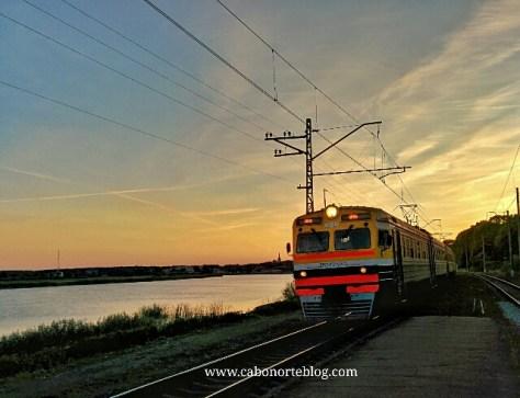 Tren a Jurmala