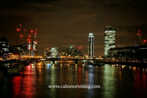 london, londres, night