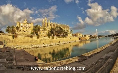 Catedral y L'Almudaina