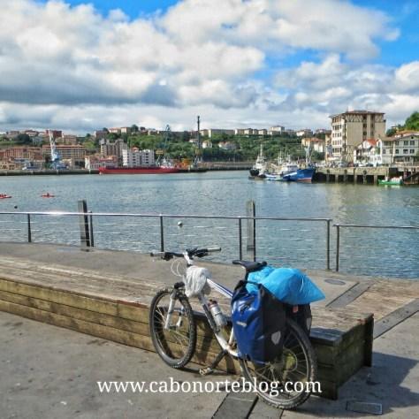 Bici con alforjas Orlieb